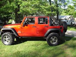 jeep wrangler orange readytoride985 2009 jeep wrangler specs photos modification info