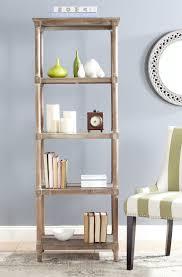 safavieh odessa 5 tier bookcase u2013 modish store