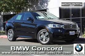 bmw of oakland used bmw x6 for sale in oakland ca edmunds