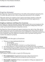 Six Flags Over Texas Holiday Hours Six Flags Over Texas Employee Handbook 1 Six Flags Over Texas