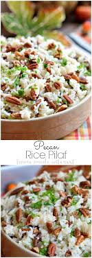 pecan rice pilaf home made interest