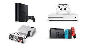 choisir un si e auto quelle console de jeu choisir en 2018 notre sélection frandroid