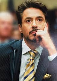 Tony Stark Tony At The Congressional Hearing