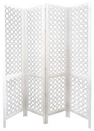 Screen Room Divider Splendid White Room Divider Screen With Carved Wood Work White