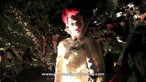 halloween haunted house crazy decorations grove street in