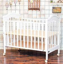baby cribs on wheels style baby bed solid wood baby crib rolling