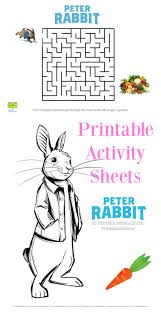 mr mcgregor s garden rabbit rabbit printable activity sheets jinxy kids