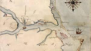Jamestown Virginia Map Lost Colony U201c Das älteste Rätsel Der Usa Wird Entschlüsselt Welt