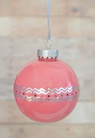 vikalpah diy christmas ornament using temporary tattoos