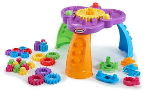 Little Tikes Play Table Little Tikes Giggly Gears Twirl Table 22 99