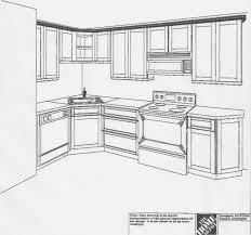 l shaped kitchen cabinet layout kitchen