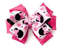 hair bows pink bowtique pinkbowtique hair bows boutique