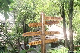 Shoo Rainforest Shop kurumba resort experience heaven on earth green gastronomyst