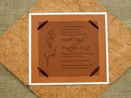 cheap fall wedding invitations 100 cheap fall wedding invitations wedding shower