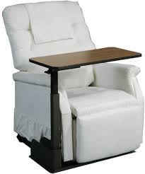 Recliner Computer Desk by Drive Swing Away Table For Lift Chair Or Recliner Overbed Tables