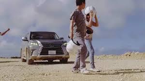 muzyka z reklamy lexus rx 450h tropikalna szkoła jazdy lexusa motoryzacja interia pl
