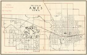 Map Of Des Moines Iowa Atlases U0026 Maps Ames Historical Society
