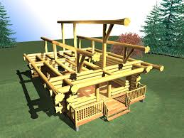 Slokana Log Home Log Cabin Log Cabins Cedar Log Cabin Log Cabin Floorplans Log Cabin Design
