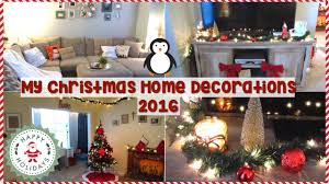 my christmas home decor 2016 youtube my christmas home decor 2016