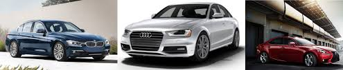 audi a4 vs lexus is350 bmw 3 series vs audi a4 vs lexus is350 0 60 specs