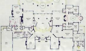 colonial luxury house plans 21 unique manor floor plan house plans 78493