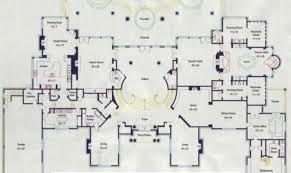 luxury colonial house plans 21 unique manor floor plan house plans 78493