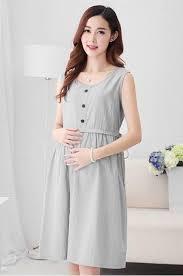 nursing clothes fashion linen cotton nursing dress pus size nursing clothes summer
