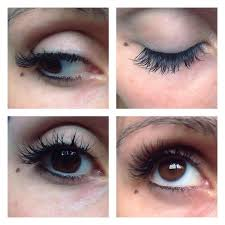 eyelash extensions afterglow
