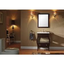 Bathroom Vanity Ls Ls 4026 C Es Hilary 26 Inch Single Bathroom Vanity Espresso