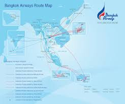 Avianca Route Map by Myanmar Airlines Flight Attendants Myanmar Airlines Commercial