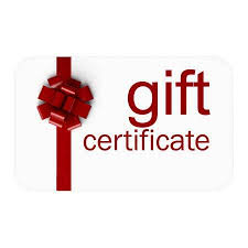 gift certificates cooper s gift certificate cooper s seafood house