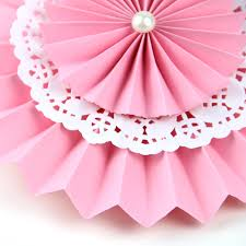 paper fans for wedding 20cm multi layer tissue paper fans wedding backdrop reception