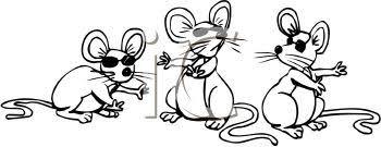 Shrek 3 Blind Mice Shrek The Musical Clipart Cliparthut Free Clipart