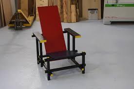 chaise zig zag gerrit rietveld chaise 280 zig zag copain des copeaux