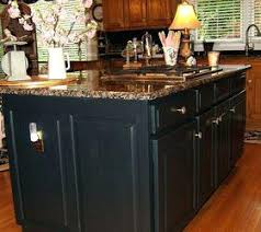 white kitchen island with black granite top table w drawers