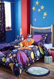 113 best nursery children s bedroom images on pinterest boys blue outer space rocket cot bed duvet cover nursery children s bedroom amazon