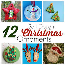 12 salt dough ornaments for s bundle