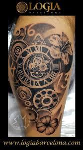 36 best tattoos images on pinterest clock tattoos pocket watch