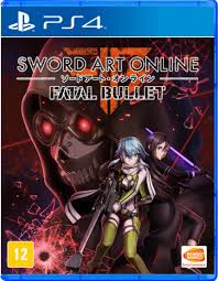 Favorito Sword Art Online - Fatal Bullet - PS4 @RS42