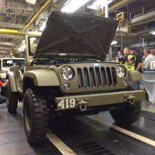 first willys jeep jeep brand celebrates 75th anniversary with commemorative
