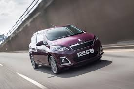 peugeot lease hire first car lease heroes from 76 per month parkers