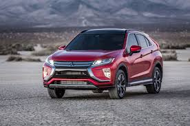 mitsubishi eclipse 2018 mitsubishi eclipse cross brings back legend in crossover form