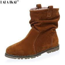 womens flat black boots size 11 get cheap flat boots size 11 aliexpress com alibaba