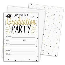 grad party invitations distinctivs graduation party invitations cards