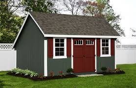 shed architectural style wood sheds j l amish depot