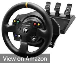 thrustmaster 458 review best xbox steering wheel nov 2017 6 steering wheels reviewed