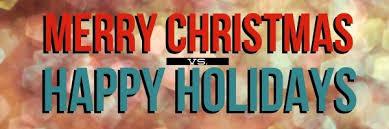 debate political correctness merry vs happy