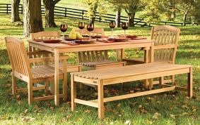 Teak Outdoor Dining Table And Chairs Teak Outdoor Dining Table Set Thebestwoodfurniture