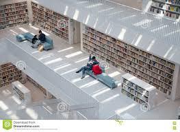 stuttgart city library stuttgart germany may 21 2015 the stuttgart public library