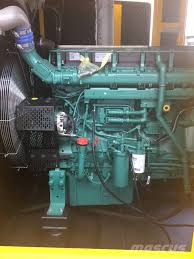 used volvo tad1641ge 550 kva dpx 15756 diesel generators year
